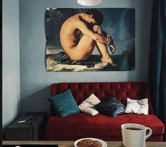 Studio apartment in the heart of Petersburg - Санкт-Петербург - Lägenhet
