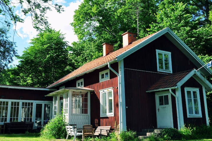 6 person holiday home in ÖVERUM