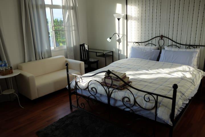 Sleeping cafe 2-bedroom | working & living - Sansai - Appartement