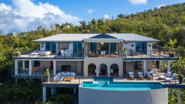 "St. John Great House ""Paradise Luxury Redefined"""