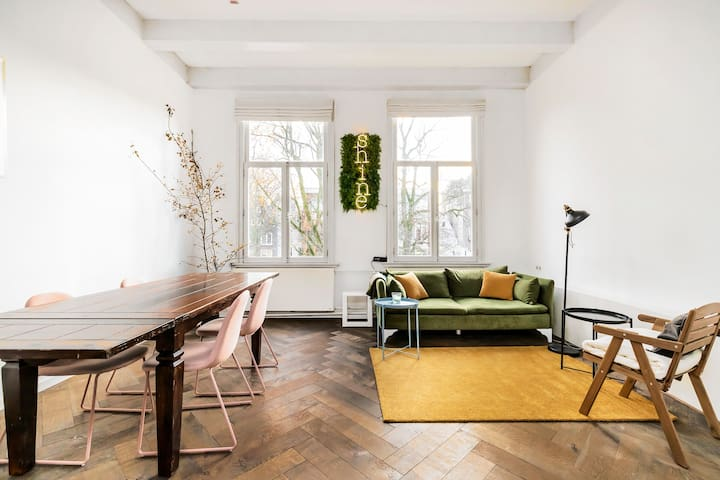 Stunning Apartment on the Keizersgracht