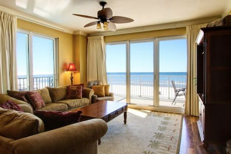 Life of Luxury, End unit at Marisol - Panama City Beach