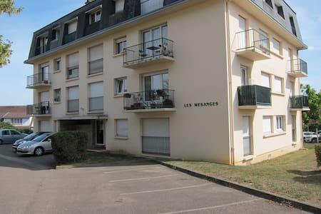 """Bienvenue aux """"Mésanges"""" à Louviers"""