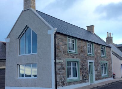 Sailmaker's Cottage, fully refurbished 2016 - Portknockie - Dom