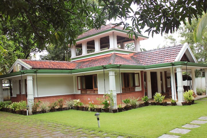 """Parvathy Heritage"" A luxurious farm house."