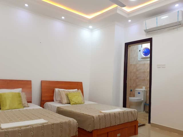 Comfortable near Airport super deluxe apt.No.103