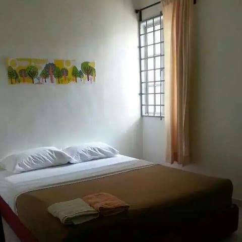 Double Room #7 @ My Segamat Homestay~* - Segamat - House