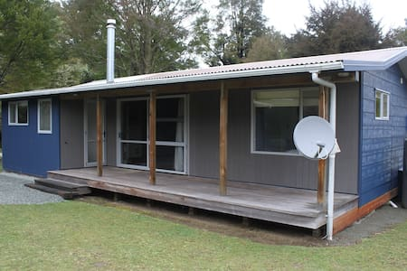 Lake Rotoroa Holiday Home - House