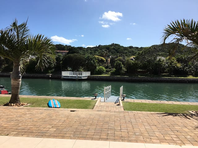House on the Royal Port Alfred Marina - Port Alfred - Huis