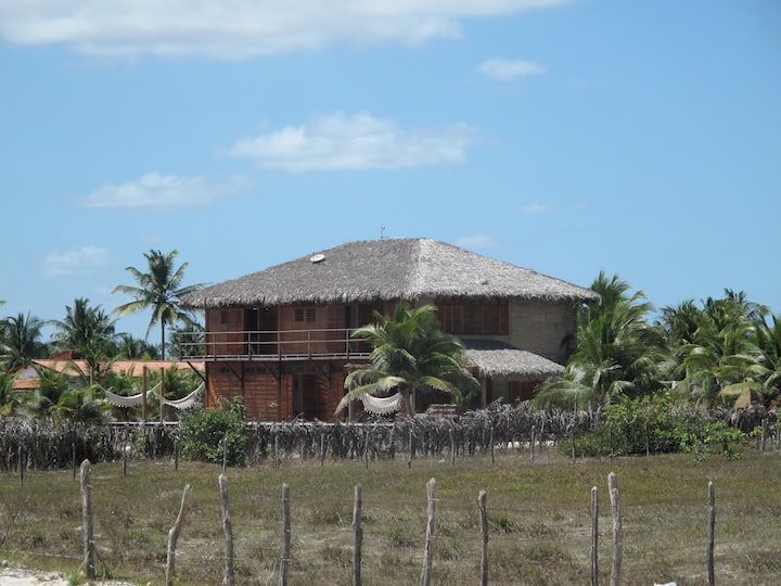 Villa Coqueirao na praia do Preà