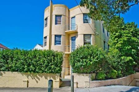 2 bedroom apartment close to Bondi Beach - Bellevue Hill - Apartamento