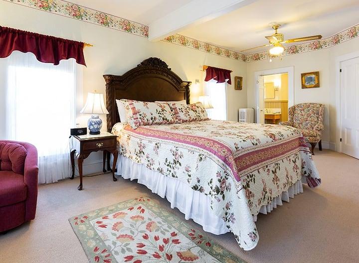 Frenchman's Bay room