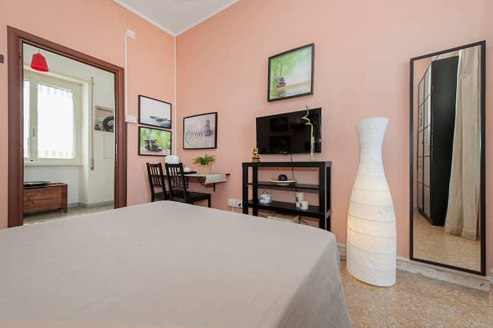 Oriental room