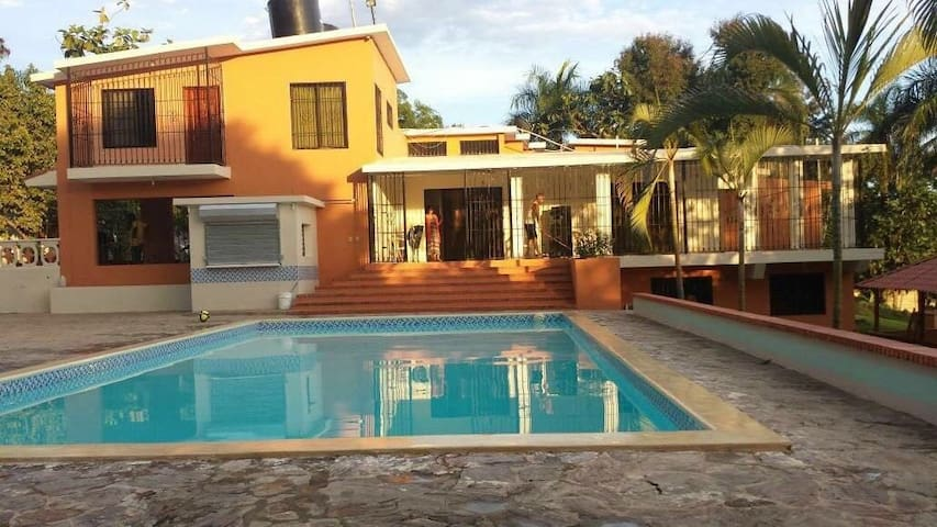 Huge Private Estate in Santo Domingo - Pedro Brand - House