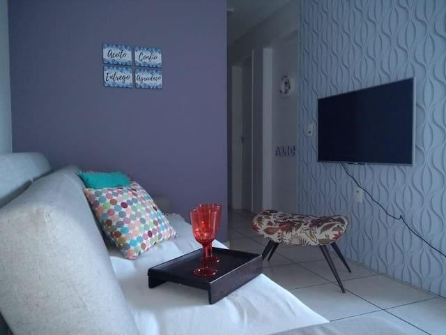 Apartamento clean na região da Pampulha