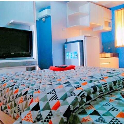 Sewa apartement