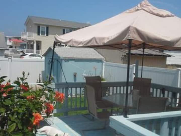 Affordable North Wildwood 3 bedroom rental-1st Fl
