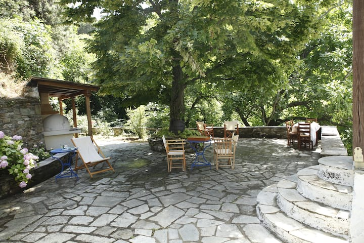 Portaria Vintage Mansion