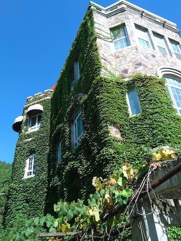 绿茵古堡-美式乡村房间+早餐 - Jinan - Castle