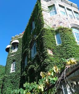 绿茵古堡-美式乡村房间+早餐 - Jinan - 城堡