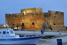 Fortress of Paphos.