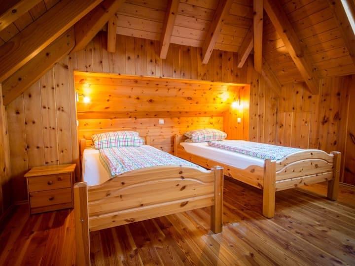 Geigerseppleshof, (Mühlenbach), Ferienwohnung Bergblick, 70qm, 2 Schlafzimmer, max. 4 Personen