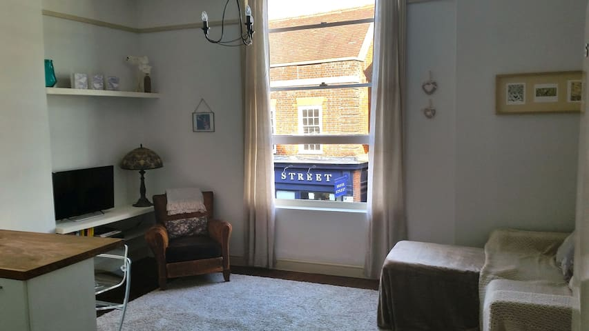 Elegant apt in the heart of historic St Albans - Saint Albans