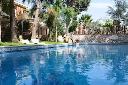 Villa Rubino - Wonderful house with private pool in Catania - Κατάνια - Σπίτι