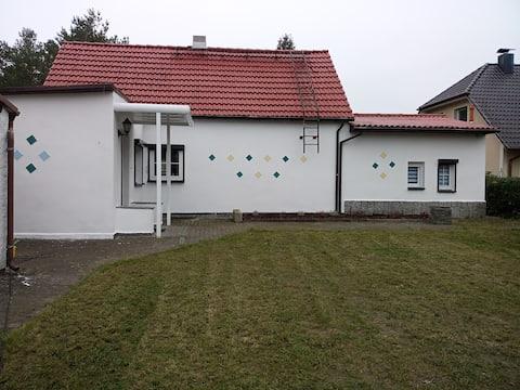 hundefreundliches Haus am Waldrand