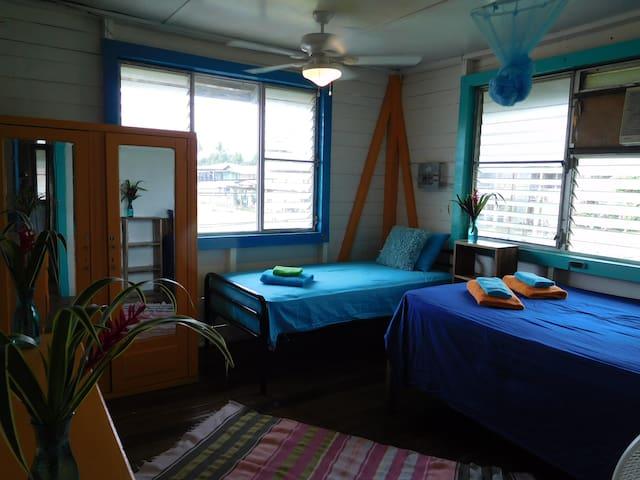 Casa Vista Pista´s Triple bedroom!
