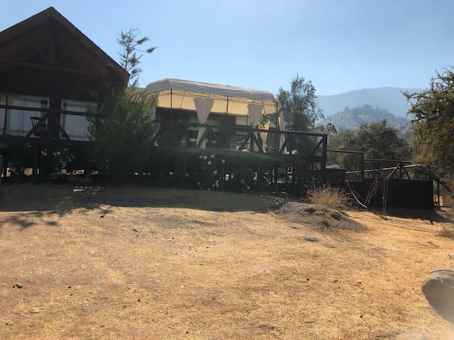 Casa full equipada en Reserva Oasis de la Campana