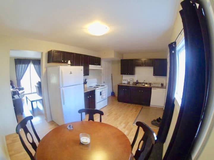 2 Bedroom, Furnished Townhome in Central Kitimat!