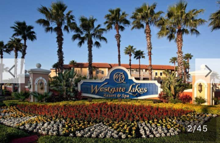 Westgate Lake Resort 2 BDRMs deluxe.