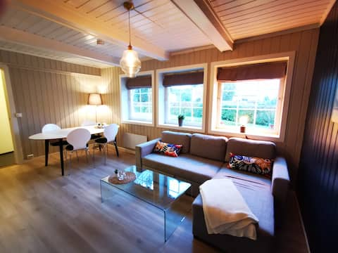 Nice apartment in Oslo. 7 min commute to downtown