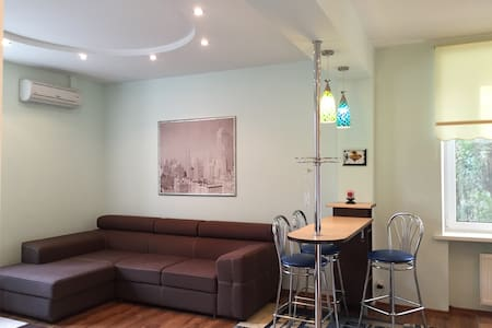 Cozy 1BR in central Krivoy Rog - Krivoy Rog