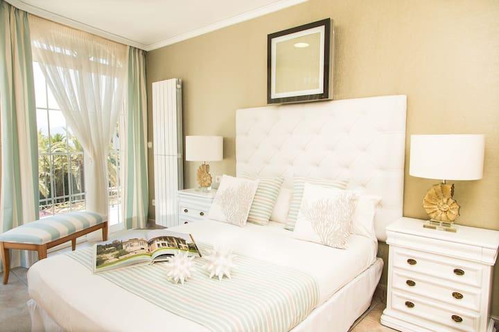 Luxury Cap Blanc Villa (Cullera) Double Bedroom 9