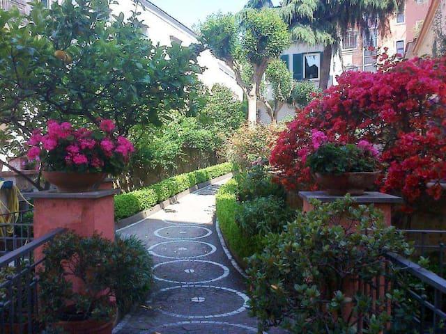 Appartamento elegante panoramico a San Martino