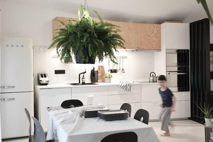 Appartement de charme entre Nantes et l'aéroport