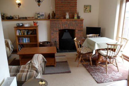 Frankaborough farm holiday cottages - House