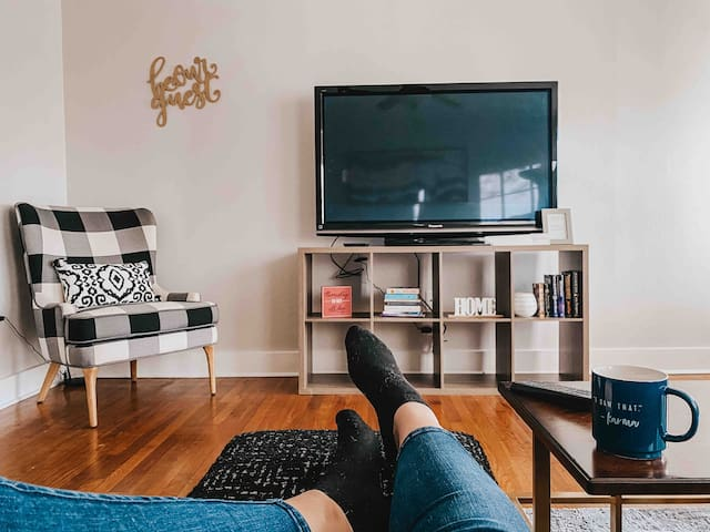 Live TV and multiple streaming options