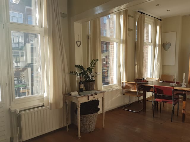 Room available - Sunny & Cozy apartment A'dam West - Amsterdam - Wohnung