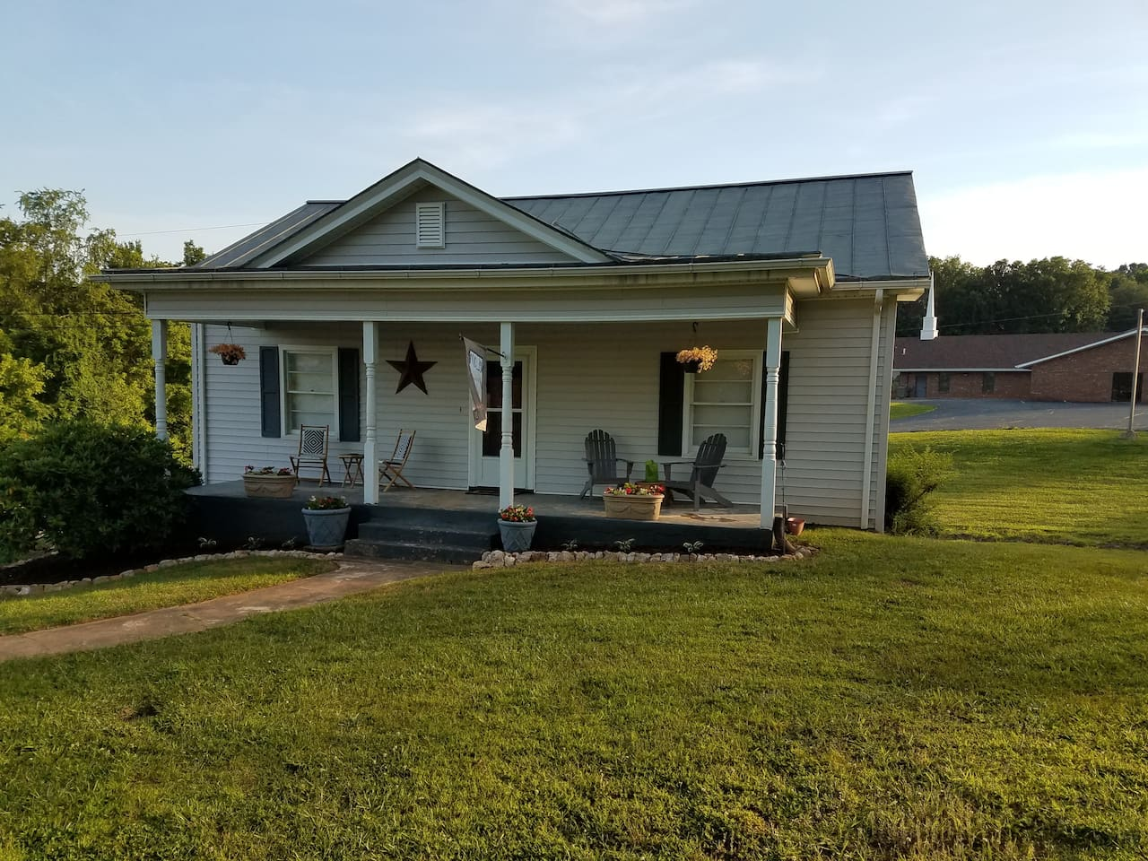 Built in 1900, this home has recently updated central heat and air, electrical, xfinity tv, wifi, and security.