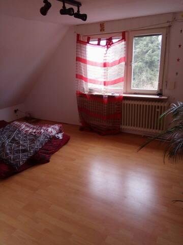Helle 1,5 Zimmer Dachwohnung