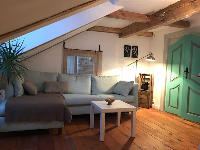 Kleine Wohnung Flensburg City - Flensburg - Pis