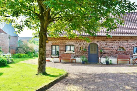 B&B family room 5, WW1 battlefields - Courcelles-au-Bois