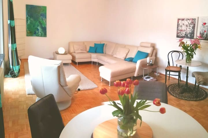 FFM - Friendly Home in the Heart of Frankfurt/Main