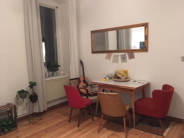 Cosy and beautiful flat in Charlottenburg