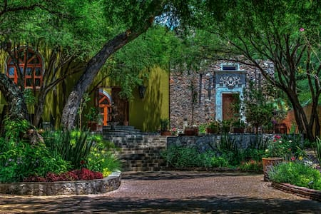 San Miguel country jewel with full kitchen - San Miguel de Allende - Wohnung