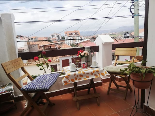 Galileo´s place, ubicado en el centro de la ciudad