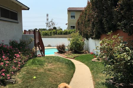 Great House w/Pool 2mins from LAX - El Segundo - House